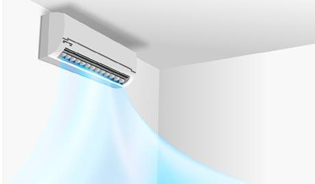 travaux climatisation appartement à Cran-Gevrier