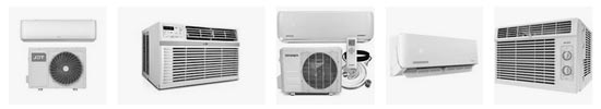 différents types de climatisation